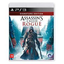 Jogo Assassin's Creed Rogue (Signature Edition) - PS3 - Ubisoft
