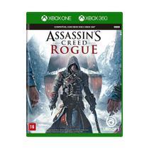 Jogo Assassin's Creed Rogue - Xbox 360 e Xbox One - Ubisoft