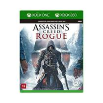 Jogo Assassin's Creed Rogue - Xbox 360 e Xbox One - Ubisoft
