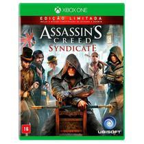 Jogo Assassin's Creed Syndicate (Edição Limitada) - Xbox One - Ubisoft