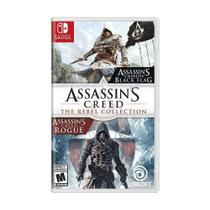 Jogo Assassin's Creed : The Rebel Collection - Switch - Ubisoft