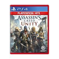 Jogo Assassin's Creed: Unity - PS4 - Ubisoft