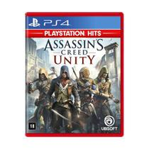 Jogo Assassin's Creed: Unity - PS4 - Ubisoft