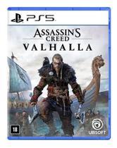 Jogo Assassin's Creed: Valhalla - PS5 - Ubisoft