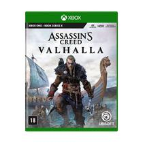 Jogo Assassin's Creed Valhalla - Xbox One - Ubisoft