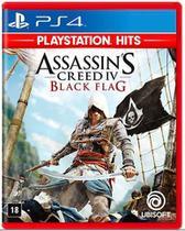 Jogo Assassins Creed Black Flag - PS4 - Ubisoft