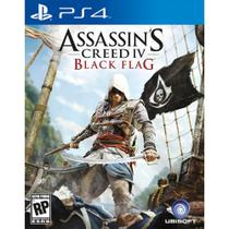 Jogo Assassins Creed Black Flag Ubisoft para Ps4 01122549533 - UBISOFT -
