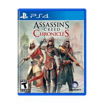 Jogo Assassins Creed: Chronicles - PS4 - Ubisoft