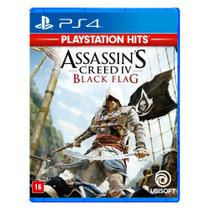 Jogo Assassins Creed IV 4: Black Flag - PS4 - Ubisoft