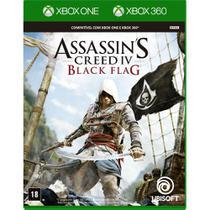 Jogo Assassins Creed IV - Black Flag - Xbox One - Ubisoft