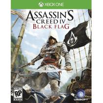Jogo Assassins Creed IV: Black Flag - Xbox One - Ubisoft