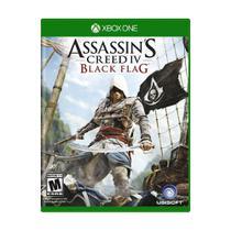 Jogo Assassins Creed IV: Black Flag - Xbox One - Ubisoft