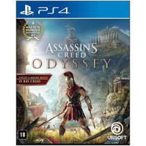 Jogo Assassins Creed Odyssey Ed. Limitada Day One - PS4 - Ubisoft