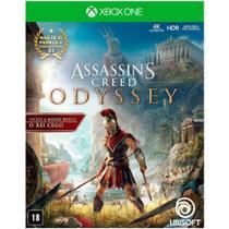 Jogo Assassins Creed Odyssey Ed. Limitada - Xbox One - Ubisoft -