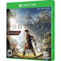 Jogo Assassins Creed Odyssey Xbox One - Ubisoft