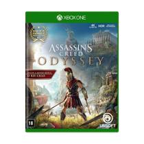Jogo Assassins Creed Odyssey - Xbox One - Ubisoft
