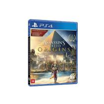 Jogo Assassins Creed Origins Brazil - PS4 - Ubisoft