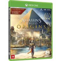 Jogo Assassins Creed Origins: Edição Limitada - Xbox One - Ubisoft