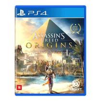 Jogo Assassins Creed Origins - PS4 - Sony