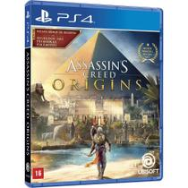 Jogo Assassins Creed Origins PS4 - Ubisoft