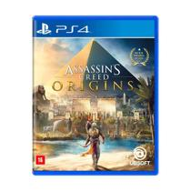 Jogo Assassins Creed Origins - PS4 - Ubisoft