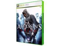 Jogo Assassins Creed para Xbox 360 - Ubisoft