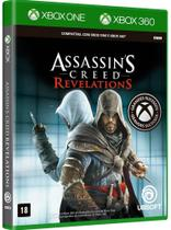Jogo Assassins Creed Revelations Xbox One e Xbox 360 - Ubisoft