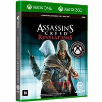 Jogo Assassins Creed Revelations Xbox One - Ubisoft
