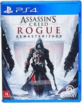 Jogo Assassins Creed Rogue Remasterizado - Ubisoft