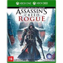Jogo Assassins Creed Rogue - Xbox 360 / Xbox One - Ubisoft