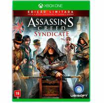 Jogo Assassins Creed Syndicate Edicao Limitada Xbox One - Ubisoft