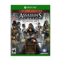 Jogo Assassins Creed: Syndicate (Limited Edition) - Xbox One - Ubisoft