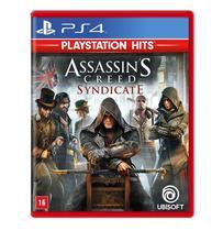 Jogo Assassins Creed Syndicate - PS4 - Ubisoft