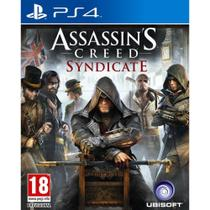 Jogo Assassins Creed Syndicate - PS4 - Ubisoft