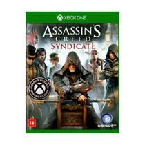 Jogo Assassins Creed Syndicate - Xbox One - Ubisoft