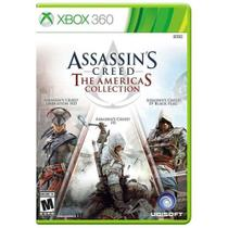 Jogo Assassins Creed the Americas Collections - Xbox 360 - Ubisoft