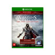 Jogo Assassins Creed: The Ezio Collection - Xbox One - Ubisoft