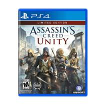 Jogo Assassins Creed Unity (Limited Edition) - PS4 - Ubisoft