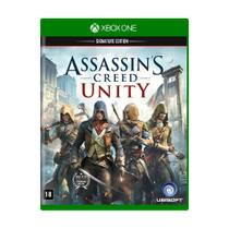 Jogo Assassins Creed Unity (Signature Edition) - Xbox One - Ubisoft