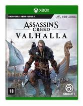 Jogo Assassins Creed Valhalla - Xbox One E Xbox Series - Ubisoft