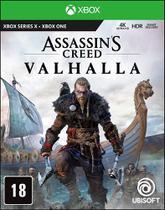 Jogo Assassins Creed Valhalla Xbox One - Ubisoft