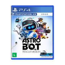 Jogo Astro Bot: Rescue Mission - PS4 VR - Sony