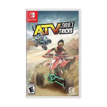 Jogo ATV Drift  Tricks - Switch - Microids