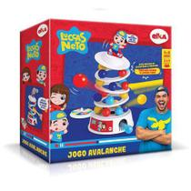 Jogo Avalanche Luccas Neto Elka Brinquedos -