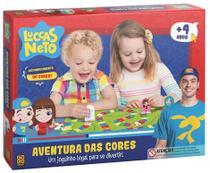 Jogo Aventura Das Cores - Luccas Neto 03575 - Grow -