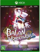 Jogo Balan Wonderworld Xbox One - SQUARE ENIX