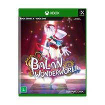 Jogo Balan Wonderworld - Xbox - Square Enix