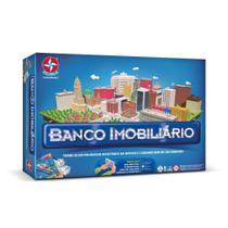 Jogo Banco Imobiliário - 2018 - Estrela -
