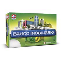 Jogo Banco Imobiliario Brasil - Estrela -