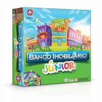 Jogo  Banco Imobiliario Jr. Estrela Classico -